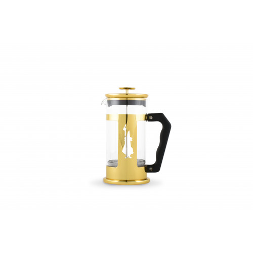 French-press  preziosa gold bialetti 6/k 1000 ml - Bialetti
