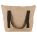 Beach bag jute h:40,l:35,w:17cm handle:23cm H:40,L:35,W:17cm Handle:23cm - Bercato
