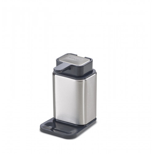 Surface stainless-steel soap pump 10,6x14,5x7,9 cm - Joseph