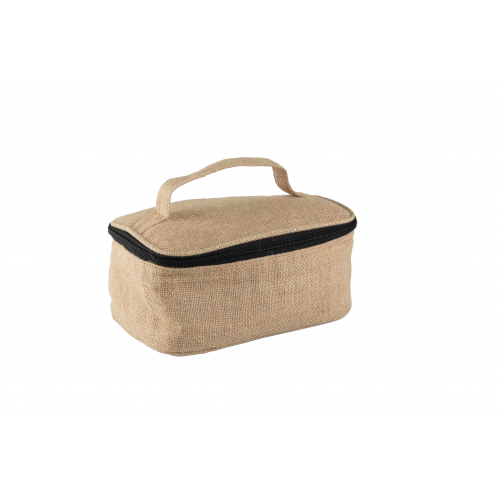 Bercato Cooler lunch bag jute 22x10x15cm 22x10x15cm - Bercato