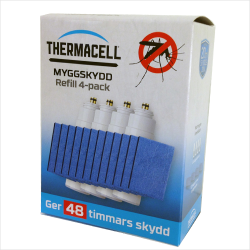 Thermacell Thermacell Myggskydd Refill 4-pack