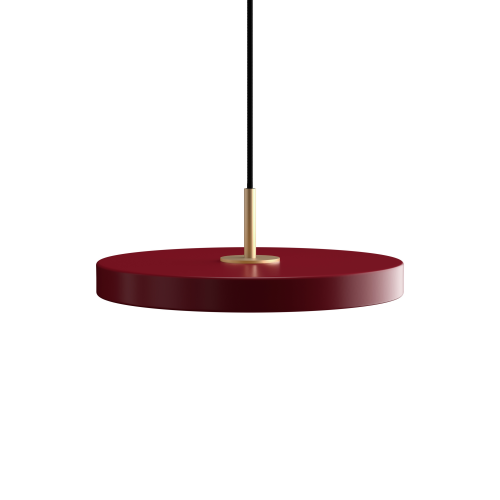 UMAGE Asteria mini ruby red - Umage