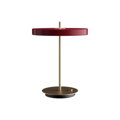 UMAGE Asteria table ruby red - Umage