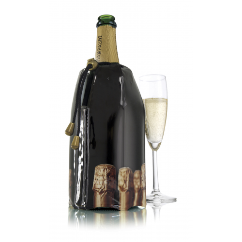 Vacuvin Active champagne cooler vacuvin 16x22x2,5cm 16x22x2,5cm - Vacuvin